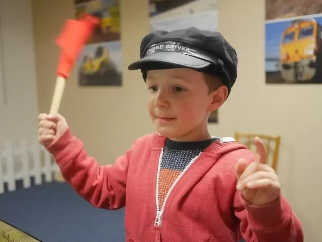 waving the red flag at wonderful world of trains and planes