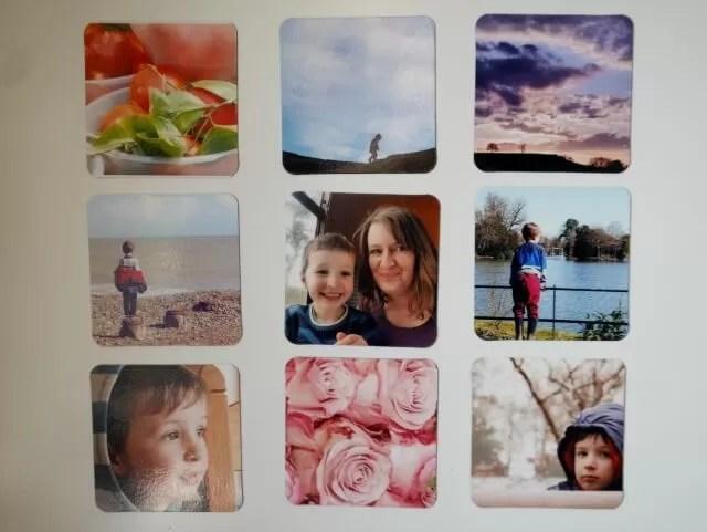 Cheerz photo magnets