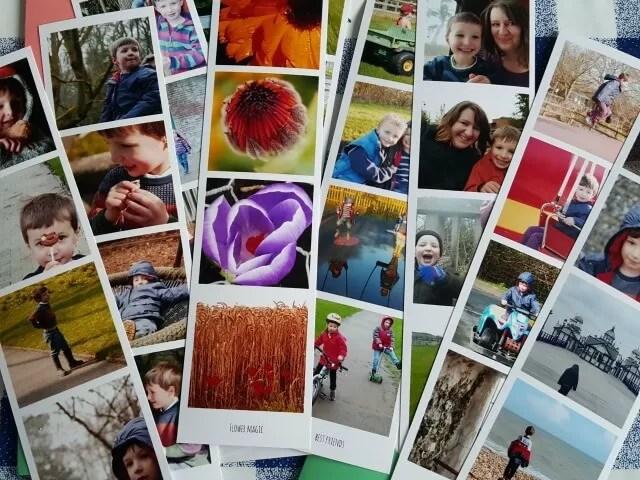 Cheerz photo strips