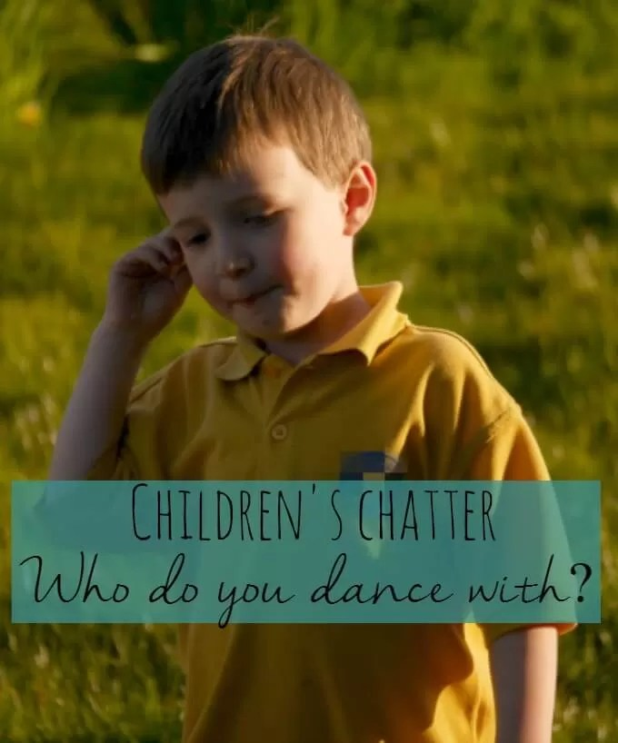 children's chatter who do you dance