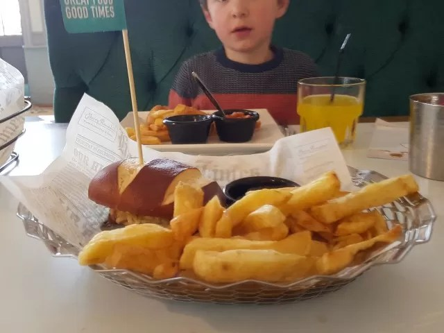 chips at harry ramsdens