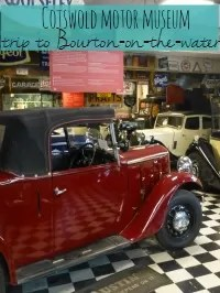 Cotswold motor museum