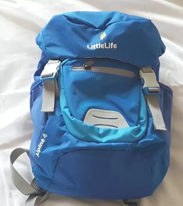 LittleLife Alpine 4 day pack