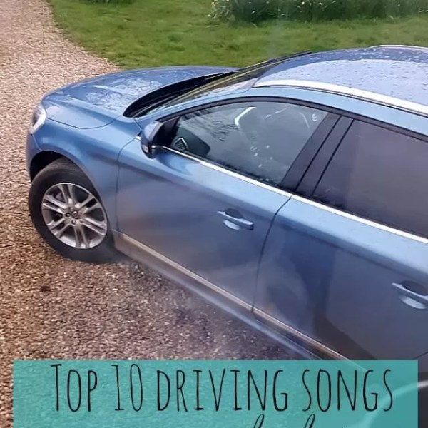 Top 10 driving songs – my new car playlist
