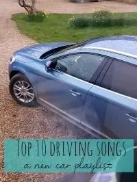 top 10 driving songs