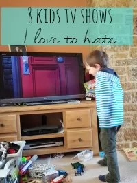 tv shows I love to hate