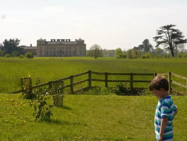 the view to croome park