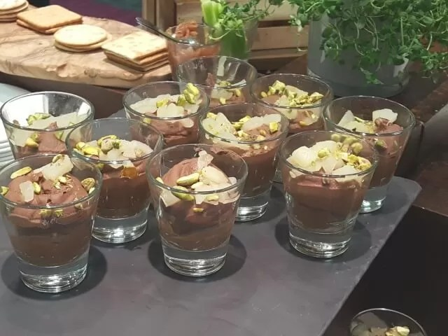 desserts at blogtacular