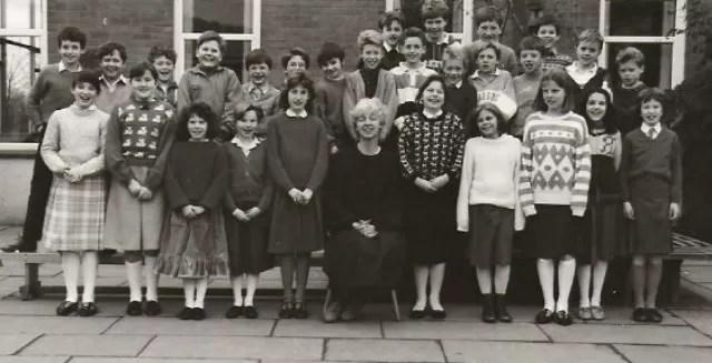 primary school photo