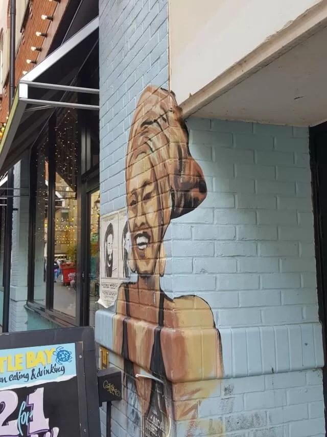 street art in Oxford