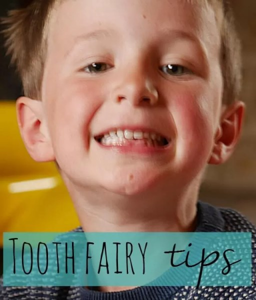 tooth fairy tips - Bubbablue and me