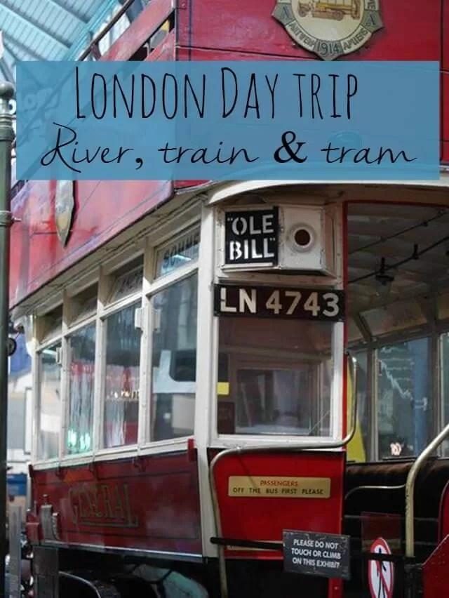 london transport day out