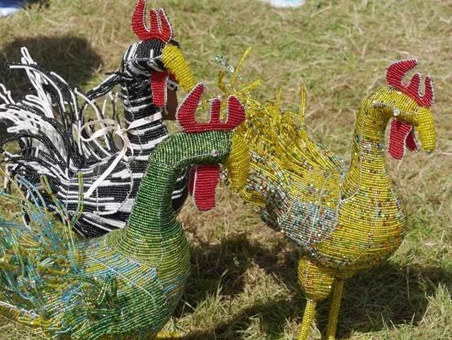 crafty chickens