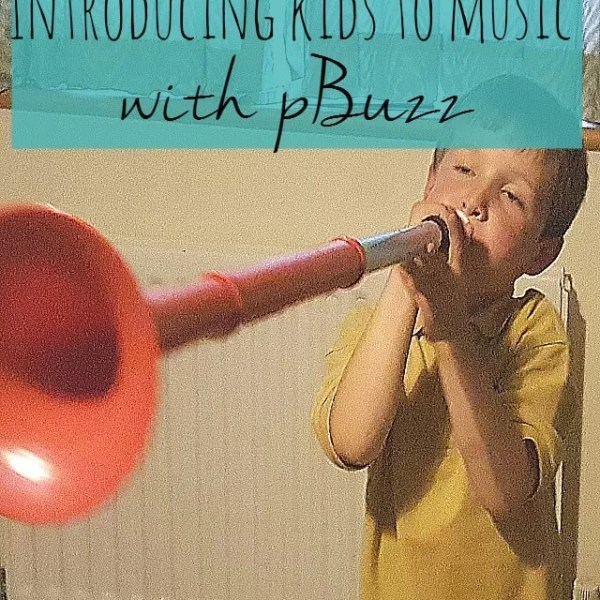 How to introduce kids to musical instruments with pBuzz
