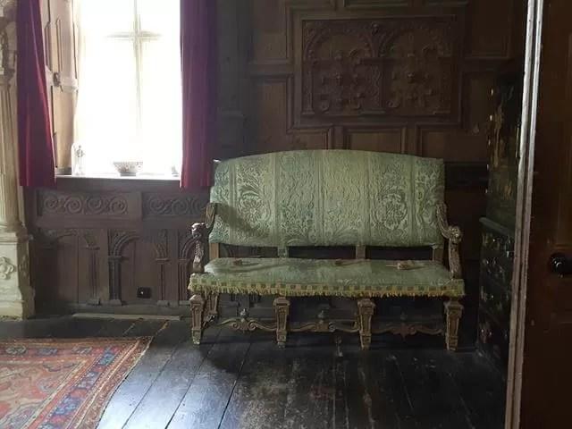 seat at Chasleton House