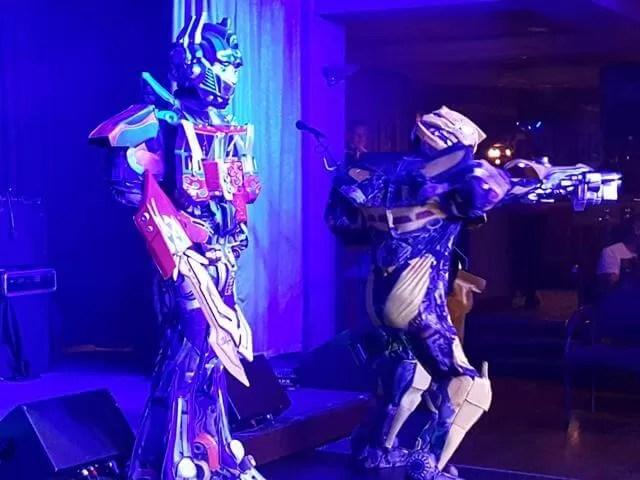 meeting transformers