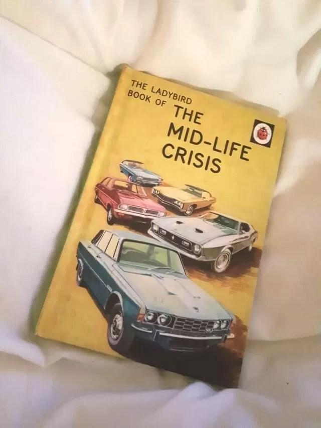 The midlife crisis ladybird book