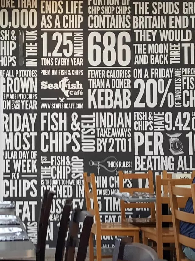 seafish-cafe-feature-wall