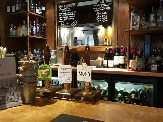 bar at te maytime inn
