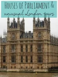 unusual london tours