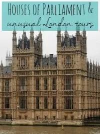 unusual london tours