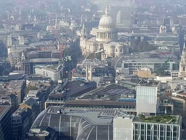 st-pauls-london-from-sky-garden