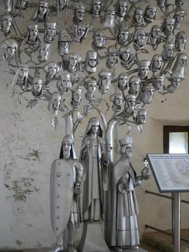 sculptures-at-mont-orgueil-castle