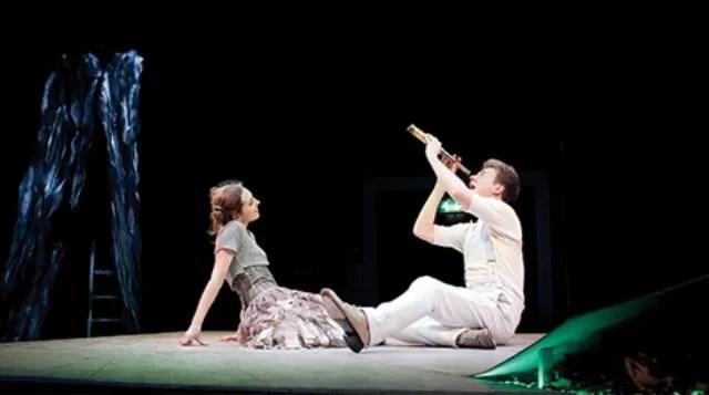 Cinderella stage show