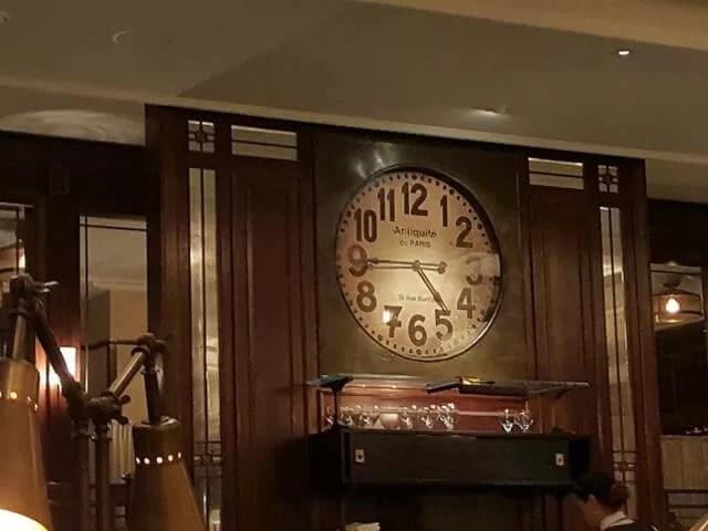 delaunay-clock