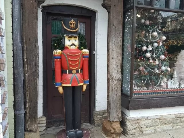 My Sunday Photo - Nutcracker shop