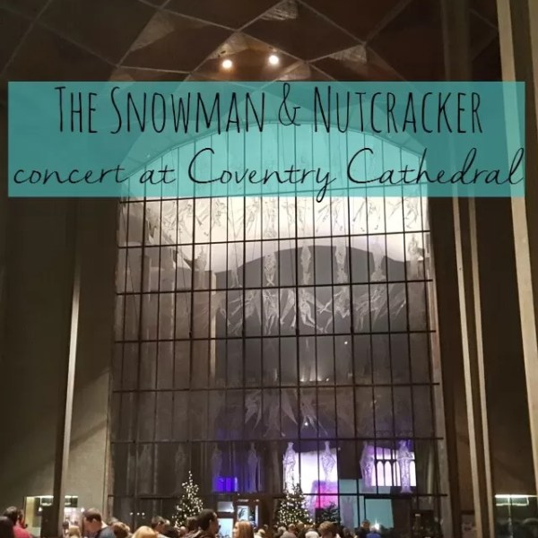 The Snowman and Nutcracker concert at Coventry Cathedral