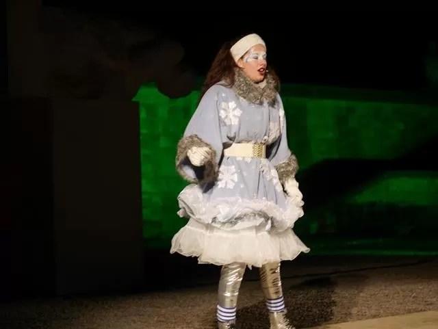 frosty elf at blenheim