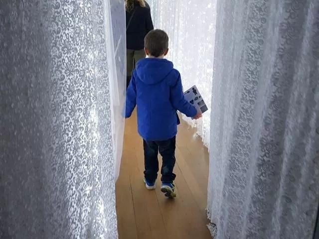 the lace corridor