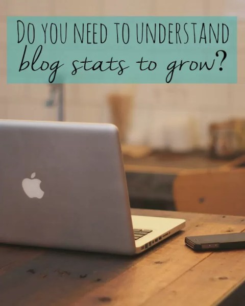 Do you need to understand blog stats to grow - Bubbablue and me