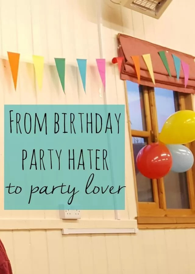 party convert