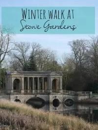 stowe gardens walk