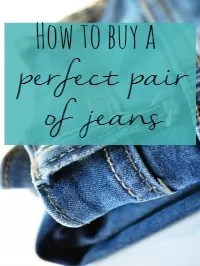 jeans buying
