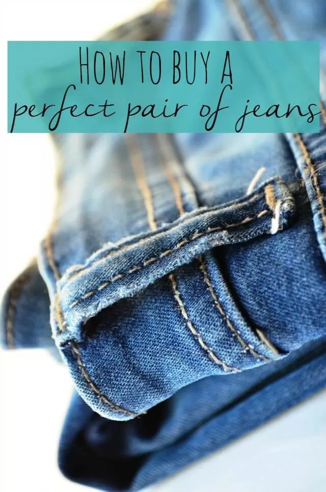 how to buy the perfect pair of jeans - Bubbablue and me