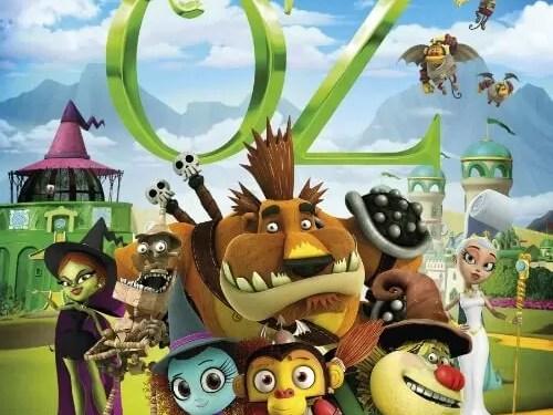 Guardians of Oz DVD