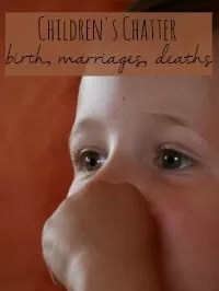 births marriages deaths