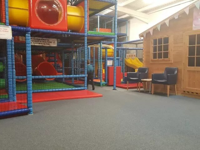 empty soft play