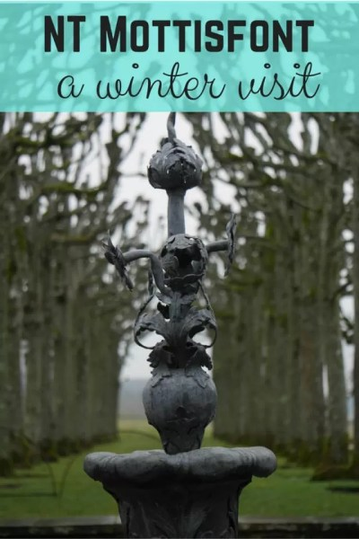 A winter visit experience at National Trust Mottisfont for family fun - Bubbablue and me