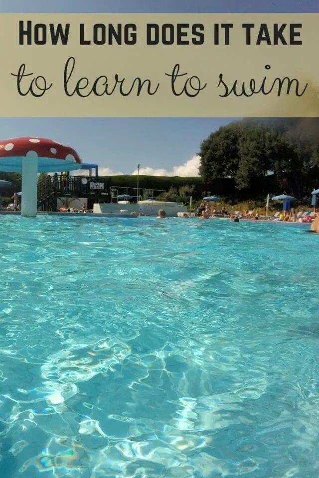 How long does it take to learn to swim - Bubbablue and me (1)