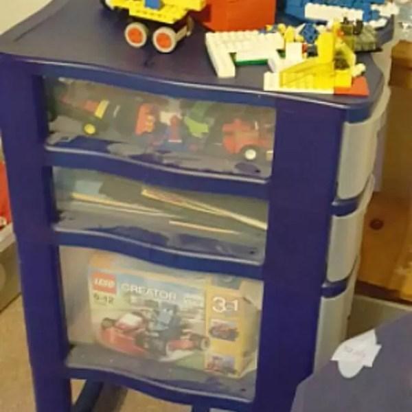41+ no-brainer Lego storage ideas