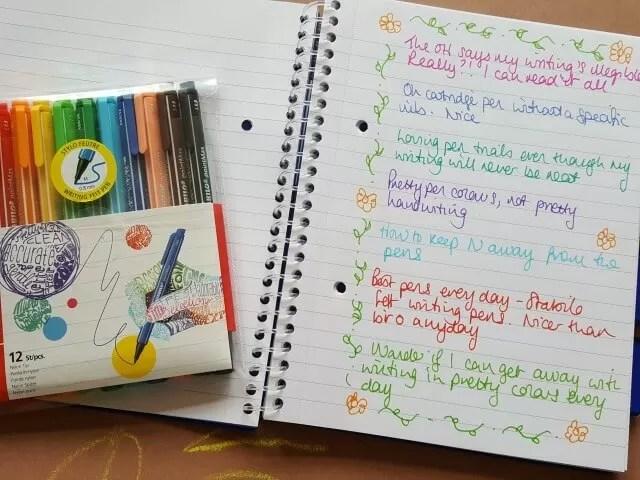 writing matters stationery week