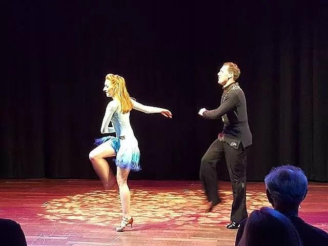 demo jive dance at Banbury Strictly