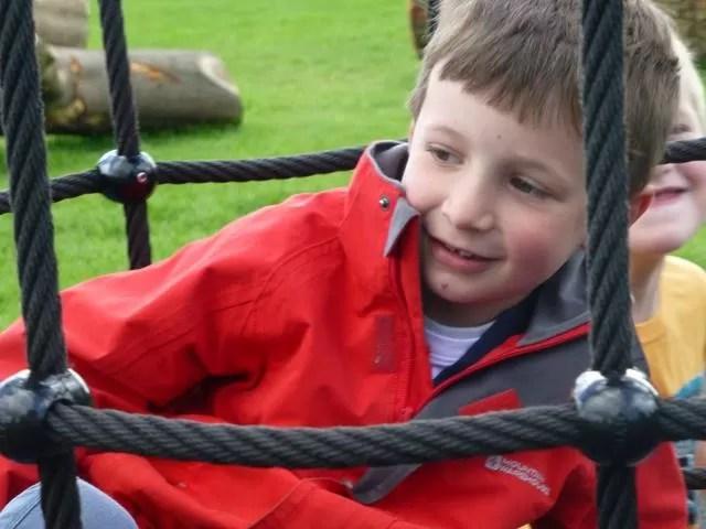 playground fun at St Nicholas park
