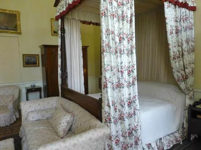 4 poster bed at felbrigg hal