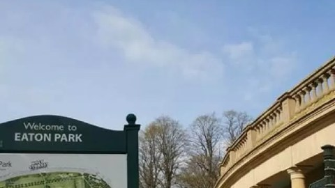 Eaton Park – a pretty park discovery in Norwich