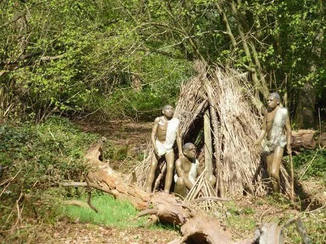 neanderthal home
